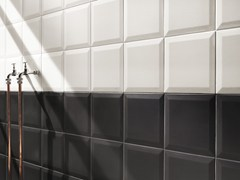 - Indoor porcelain stoneware wall tiles LUMINA 20X20 - FAP ceramiche