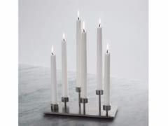 - Candle holder Candelabra - Steel - Buster + Punch