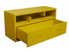 Cassettiera laccata in legnoMADAKET | Cassettiera - MATHY BY BOLS