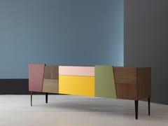 - Wooden sideboard with doors ZERO.16 | Sideboard with doors - Devina Nais