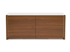 - Sideboard with sliding doors MAG | Sideboard with sliding doors - Calligaris