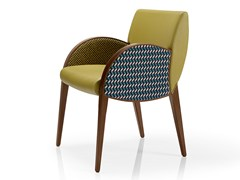 - Fabric chair with armrests MAGEE | Chair with armrests - J. MOREIRA DA SILVA & FILHOS, SA