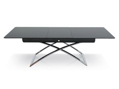 - Glass table / coffee table MAGIC-J GLASS - Calligaris