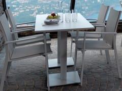 - Rectangular aluminium garden table MAIORCA | Rectangular table - Talenti