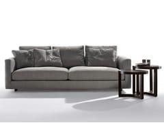 - 3 seater fabric sofa MALIBU | 3 seater sofa - Marac