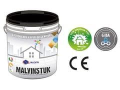 Stucco in pasta a base di polimeri acriliciMALVINSTUK - MALVIN