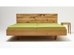 - Wooden bed MAMMA | Wooden bed - sixay furniture