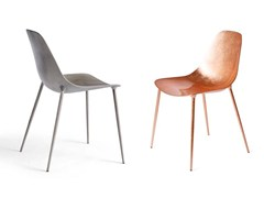 - Stackable aluminium chair MAMMAMIA | Aluminium chair - Opinion Ciatti
