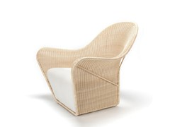 - Rattan armchair with armrests MANTA - Feelgood Designs