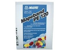 Nastro in PVC per sistemi impermeabilizzantiMAPEBAND PE 120 - MAPEI
