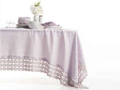- Linen tablecloth MARGHERITE | Tablecloth - LA FABBRICA DEL LINO by Bergianti & Pagliani