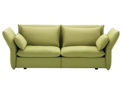 - 2 seater sofa with removable cover MARIPOSA 2 1/2 SEATER - Vitra