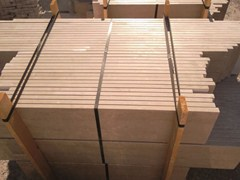 Pavimento/rivestimento in pietra naturaleMARMO TRANI - LONGOBARDI PORFIDI