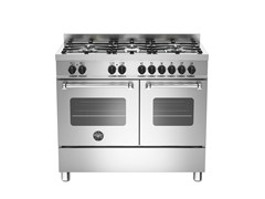 - Professional cooker MASTER - MAS100 6 MFE D XE - Bertazzoni