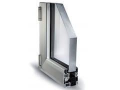 Finestra a battente a taglio termico in alluminioMATIC 72 TT - ALSISTEM