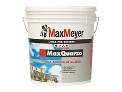 Pittura al quarzo MAXQUARZO - MAXMEYER BY CROMOLOGY ITALIA