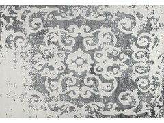 - Handmade rectangular rug MAZARIN SFUMATO LAKE - EDITION BOUGAINVILLE