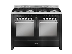 - Steel cooker MDW80CBL | Cooker - Glem Gas