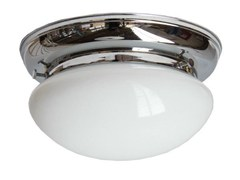 - Direct light handmade ceiling light MEATH SMALL FLUSH CEILING LIGHT FITTING - Mullan Lighting
