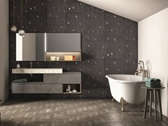 Mobile lavabo con specchioMEMENTO COMP. 3 - BIREX