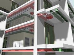 Disegno tecnico CAD 2D 3DMEP Modeler - GRAPHISOFT ITALIA