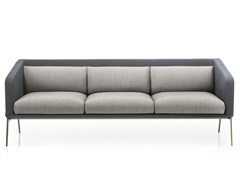 - 3 seater sofa METRO 15 | 3 seater sofa - Emmegi