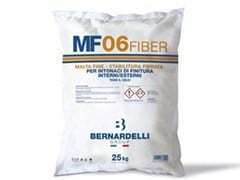 - Hydraulic and hydrated lime based plaster MF06 FIBER - Bernardelli Group