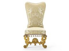 - Upholstered fabric chair MG 1318/1 - OAK Industria Arredamenti