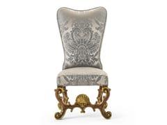 - Upholstered fabric chair MG 1318 - OAK Industria Arredamenti