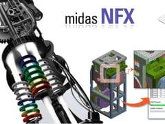 Software integrato per l'ingegneria civileMIDAS NFX - MIDAS IT