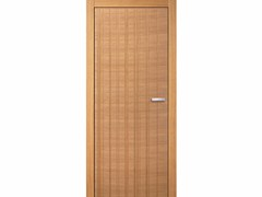 - Flush-fitting wooden door MIELE EAN TB - BARAUSSE