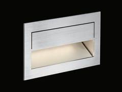 - Lampada da incasso a LED a luce indiretta in acciaio inox MIKE INDIA 70 ACCENT LONG - Nimbus Group