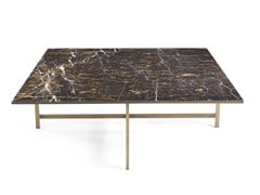 Tavolino quadrato in marmoMILLER - GIANFRANCO FERRÉ HOME