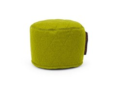 - Upholstered fabric bean bag MINI QUILTED NORDIC - Pusku pusku
