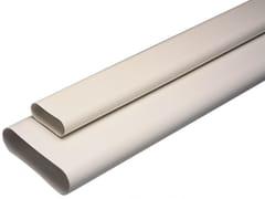 Condotto ovale rigido in plasticaMINIGAINE - ALDES