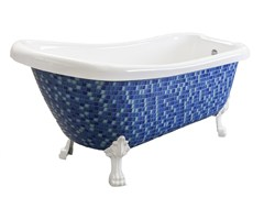 Vasca da bagno centro stanza su piediMINIPOOL 100 - SAIKALLYS