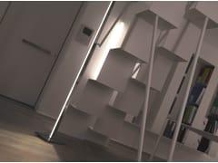 Lampada da terra a LED in alluminioMITHRA   Lampada da terra - BRILLAMENTI BY HI PROJECT