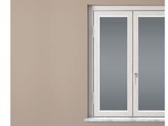 Finestra di sicurezza in alluminio e legnoMODULBLOCK KLIMA | Finestra in alluminio e legno - SL DI SABATINO LIBERATO E C.