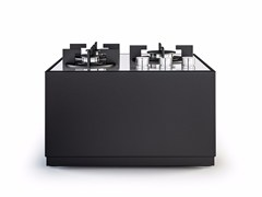 - Gas outdoor kitchen MODULE COOKER HOB - Röshults