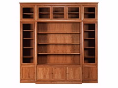 - Libreria modulare in legno massello MODULO '900 | Libreria modulare - Morelato