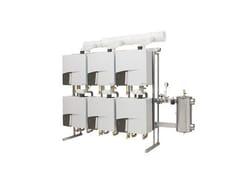 Sistemi modulari di generatori termici per riscaldamentoMODUS aiQ - RINNAI ITALIA
