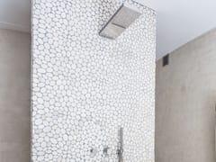 Set doccia termostatico in acciaio inoxCOCOON MONO SET27 - COCOON
