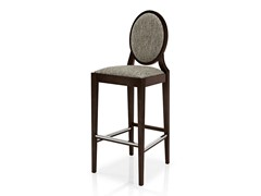 - Fabric counter stool with footrest MONOLISA   Counter stool - J. MOREIRA DA SILVA & FILHOS, SA