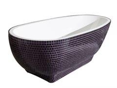 Vasca da bagno centro stanzaMOULIN ROUGE - SAIKALLYS