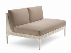 - Modular 2 seater garden sofa MU | 2 seater sofa - Dedon