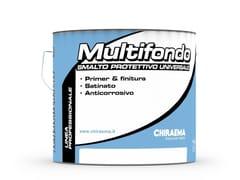 Fondo protettivo per metalliMULTIFONDO - CHIRAEMA