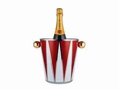 - Stainless steel ice bucket MW54 | Ice bucket - ALESSI