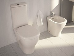 - Ceramic toilet MY | Close coupled toilet - Hidra Ceramica