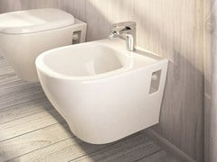 - Wall-hung ceramic bidet MY | Wall-hung bidet - Hidra Ceramica