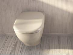 - Wall-hung ceramic toilet MY | Wall-hung toilet - Hidra Ceramica